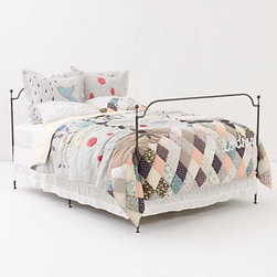 Oh To Dream Quilt - If this doesn't scream fairytale, I don't know what does. This bedspread is sure to spur on some very imaginative bedtime stories and the sweetest of dreams.