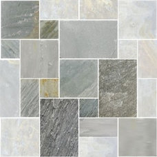 Contemporary Wall And Floor Tile by Tile Showcase