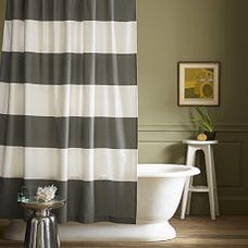 contemporary curtains modern | west elm