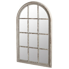 Traditional Mirrors by Urban Barn