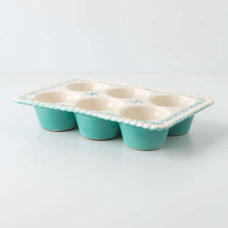 contemporary cupcake and muffin pans by Anthropologie