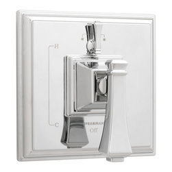 Speakman - Speakman Rainier Pressure Balance Diverter Valve and Trim Kit Polished Chrome - Speakman's Rainier Pressure Balance Valve with Diverter & Trim adds a unique square design to complete a bold look in the bathroom. The Rainier chrome faucet prevails a striking masculine update to your traditional styled bathroom fixtures. The newest design collection to the Speakman family; the Rainier bathroom collection pairs with the Rainier Showerhead and other bathroom accessories to present iconic exclusivity in any bathroom.