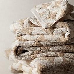 "Anthropologie - Shapur Towel - CottonMachine washWashcloth: 13"" squareHand towel: 28""L, 18""WBath towel: 54""L, 28""WImported"