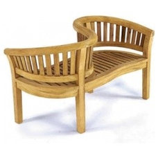 Modern Outdoor Benches by My Appliances