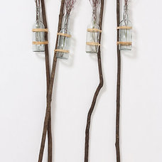 Eclectic Tiki Torches by Anthropologie
