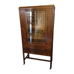 - Pre-owned Hooker Bassett China Cabinet Circa 1920 - China cabinet ...