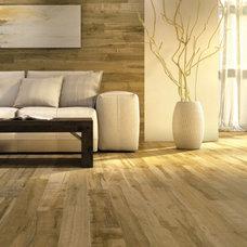 Air-Cleaning Hardwood Floors - Hardwood Floor Design - ELLE DECOR