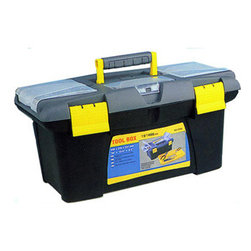 Morris - Plastic Tool Box - Tough and durable Plastic Toolboxes for almost any job.