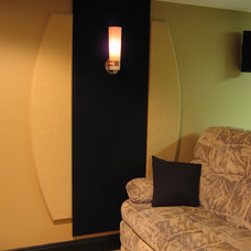 Contemporary  by Acoustical Solutions, Inc.