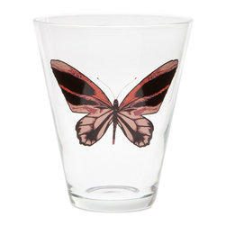 Butterfly Glass - Cocktails are clearly more delightful when sipped from a butterfly glass, like this beauty from Zara Home.