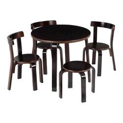 Svan - Play With Me Mini Furniture Set - Espresso - Play With Me Mini Furniture Set - Espresso