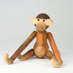 Kay Bojeson Wooden Animals - Get your child's appreciation of gorgeous Danish design going early with these fabulous toys from Kay Bojeson.
