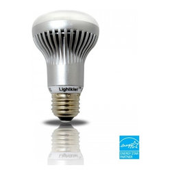 Lightkiwi - Lightkiwi A6881 R20 Warm White Dimmable LED Wide Flood Light Bulb - 50W Equiv. - The Lightkiwi™ R20 LED light bulb provides a warm white equivalent to 50 watt incandescent light bulb and lasts up to 25,000 hours while using at least 80% less energy.  This bulb is ideal for kitchens, living rooms, bedrooms, hallways, or any other places where you need R20 light bulb. UL Approved, Energy Star Certified ApplicationsResidential / Shipping Mall / Healthcare / Hospitality / Restaurants25,000 Hours LifetimeNo need to replace the light bulb frequently and more cost savingsUses Only 7 Watts of ElectricityOver 80% savings in electricity usage compared with a 50 watt incandescent light bulb525 lumens of brightnessProvides same amount of brightness as a 50 watt incandescent bulbInstant On without FlickeringLights up instantly at full brightness without any flickeringDimmable BulbControl the brightness to a desired level using LED dimmer switch (not included)Mercury-Free designUses no Mercury unlike CFL light bulbsLimited 5-Year Warranty