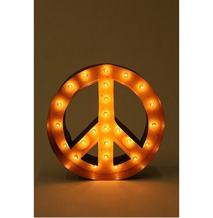 eclectic table lamps by Urban Outfitters