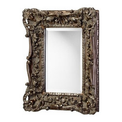 Old World Heritage Gold Ornate Florentine Mirror - *Florentine Mirror