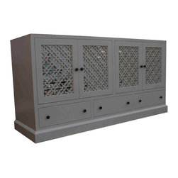 Buffets and sideboards - Build in domestic hardwoods