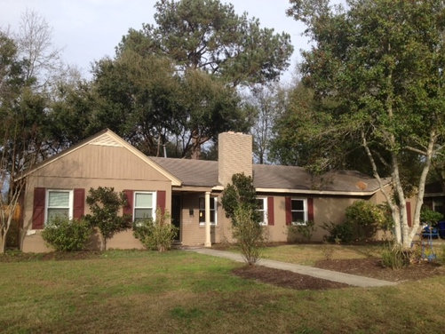 Need help with my 1960 s ranch home exterior paint colors