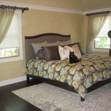 Traditional Bedroom by Dawn Cook Design