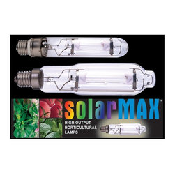 BLT International Distribution - SolarMax MH 600W Vegetating Conversion Lamp Multicolor - SX32450738 - Shop for Garden Equipment from Hayneedle.com! About Hydrofarm Inc.Celebrated as the nation's oldest and largest manufacturer of hydroponic equipment and grow lights Hydrofarm has made professional-grade equipment available to all since 1977. All grow lights and electric components are UL listed unlike many competitor products meaning you get years of reliable and safe use out your high-intensity lights. All products are covered by a one year warranty at the least. In some cases Hydrofarm ensures the performance of their products for five years.