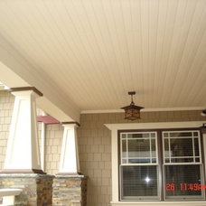 Traditional Porch by J Walsh Construction, Inc