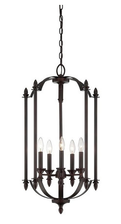 Savoy House Lighting - Savoy House Lighting Foyer Transitional Foyer Light X-31-5-1054-3 - Savoy House Foyer lights will bring illumination to any entryway space with a timeless style that you will love for years to come. Choose from pewter or English bronze finishes.