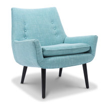 Comfortable chairs for small spaces armchairs accent chairs find living room chairs online - Comfortable chairs small spaces property ...