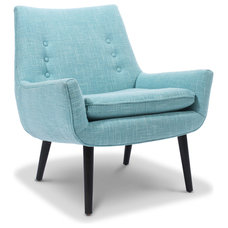 Midcentury Living Room Chairs by Jonathan Adler