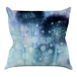 "Kess InHouse - Alison Coxon ""Day Dreamer"" Throw Pillow (16"" x 16"") - Rest among the art you love. Transform your hang out room into a hip gallery, that's also comfortable. With this pillow you can create an environment that reflects your unique style. It's amazing what a throw pillow can do to complete a room. (Kess InHouse is not responsible for pillow fighting that may occur as the result of creative stimulation)."