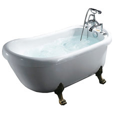 Modern Bathtubs by Steam Showers Inc