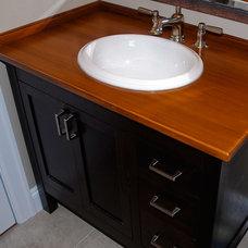 Eclectic Bathroom Vanities And Sink Consoles by Martin Dewitt Smith