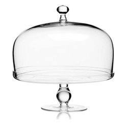 Michelangelo Footed Cake Plate with Dome