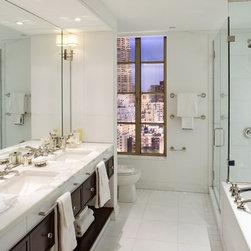 Marble Countertop - Architect: Cetra/Ruddy.