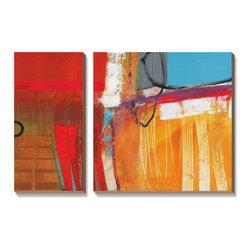 Artcom - Something to Remember I by Natasha Barnes - Something to Remember I by Natasha Barnes is a Canvas Art Set.