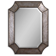 eclectic mirrors by Pura Vida Home Decor