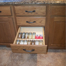 Contemporary Kitchen Drawer Organizers by Cabinet-S-Top