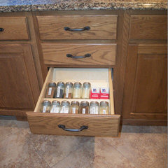contemporary cabinet and drawer organizers by Cabinet-S-Top