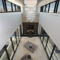 Modern Chandeliers by Two Trails   Green Building Consulting