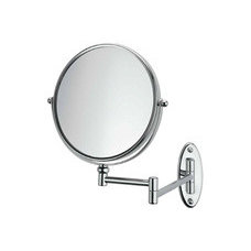 """Shop Conair 8-1/2"""" x 10"""" Wall Mounted Chrome Magnification Mirror at Lowes.com"""