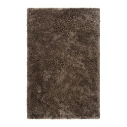 Surya - Surya Grizzly Plush Hand Woven Rug X-85-1YLZZIRG - Lose yourself in the decadent soft pile of the Grizzly Collection. This plush, silky shag has a contemporary look with a luxurious treat for the feet and it available in five colors.