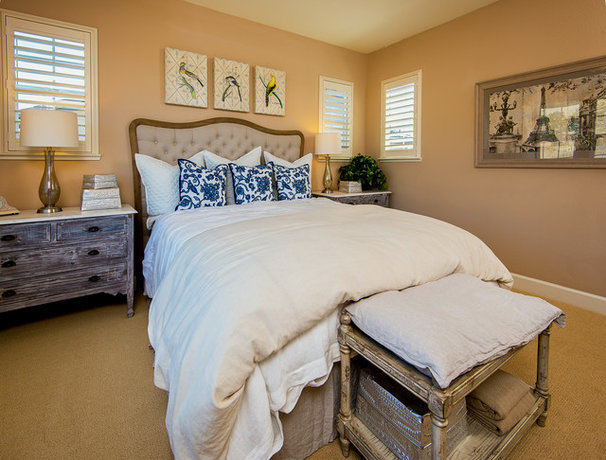 Traditional Bedroom by Sonoma Real Estate Photography