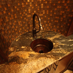 Bar Sink - Bar by Architectural Justice
