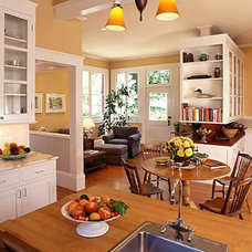 Traditional Kitchen by Kenneth Rice Photography