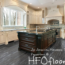 All American Hardwood/Archangel Timeless Revolution - All American Hardwood/Archangel Timeless Revolution, Peppercorn. Available at HFOfloors.com.