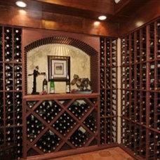 Traditional Wine Racks by Wine Cellar Innovations