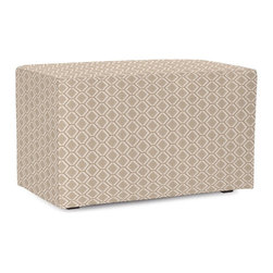 Howard Elliott - Geo Universal Bench Cover - Take the party outside by updating your Universal Bench with a Patio Cover! Special patio fabric covers withstand the elements, while adding a pop of color to your outdoor decor. Easily update your look with a new Patio Bench Cover or 2! The cover is made of a fun, bright geometric outdoor pattern giving your Bench the durability to last seasons to come.