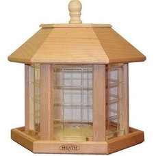 Contemporary Bird Feeders by HPP Enterprises