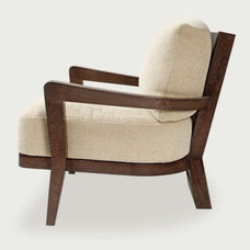 Contemporary Armchairs And Accent Chairs by bermanrosetti.com