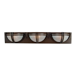 Yosemite Home Decor - 98393-3DB Yosemite Home Decor Vanity Light - 98393-3DB Yosemite Home Decor