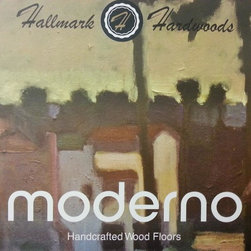 Hallmark - Moderno Collection - Photos of our display boards - product available in our store but not on our website.