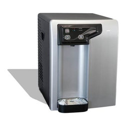 """BLU LOGIC USA - Decor Blaze II Water Dispensing Cooler - An innovative water dispensing cooler for the home. Featuring both Sediment & Post Carbon filtration for a deliciously pure taste, a generous 10"""" dispensing gap fits virtually any size vessel, stainless steel internal components, assuring years of top-end performance, and a whole host of features usually found on models twice the price, Decor Blaze is the epitome of form meeting function."""
